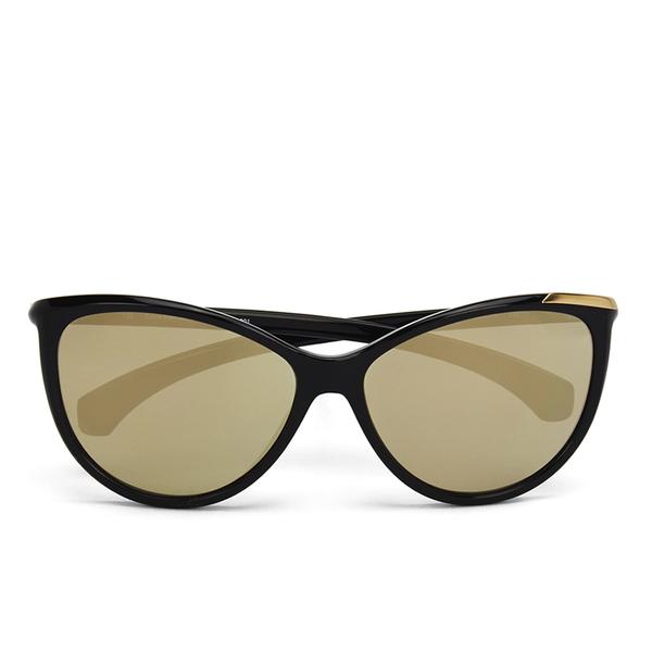 Calvin Klein Jeans Women's Cateye Sunglasses - Black