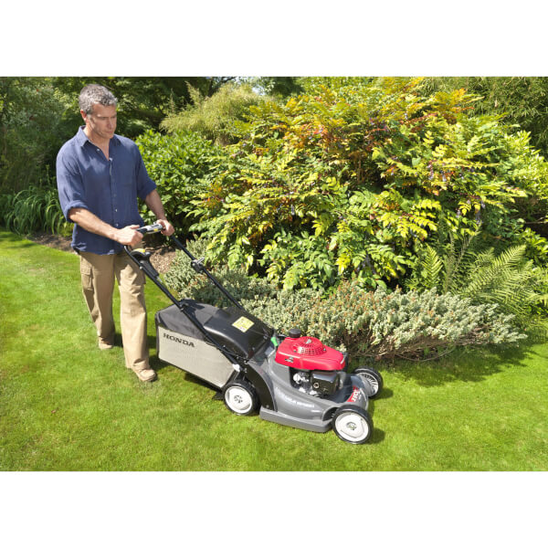 Hrx476 Vy 19 Quot Variable Speed Lawn Mower Honda Lawn Amp Garden