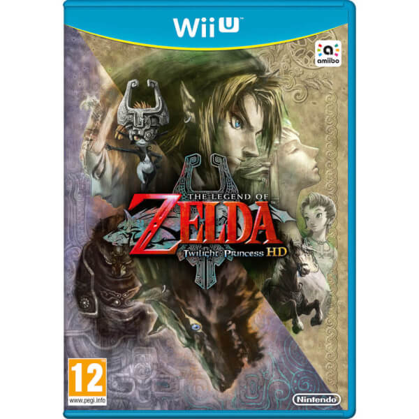 The Legend of Zelda: Twilight Princess HD - Digital Download