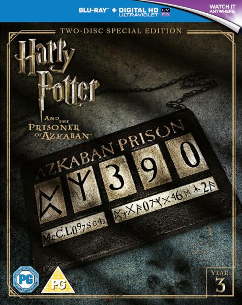 Harry Potter et le Prisonnier d'Azkaban Édition 2016