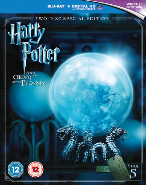 Harry Potter et l'Ordre du Phénix Édition 2016