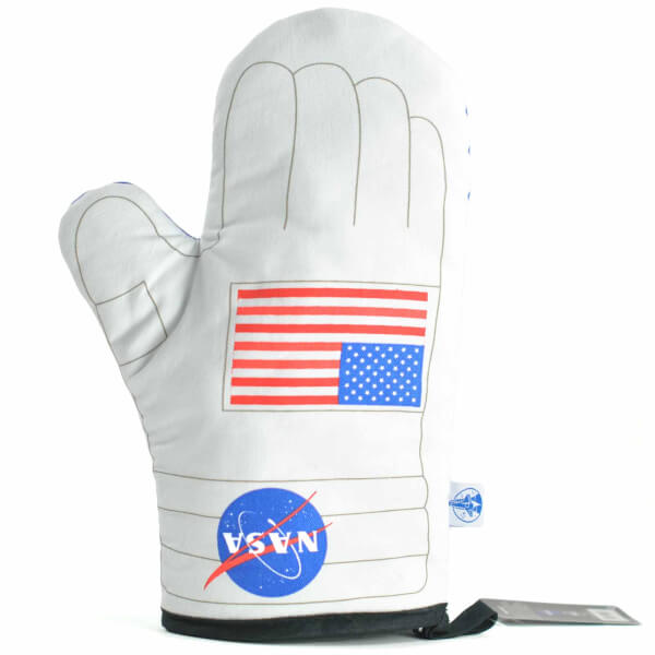 NASA Spacesuit Oven Mitt - White