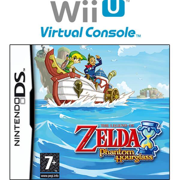 The Legend of Zelda: Phantom Hourglass - Digital Download