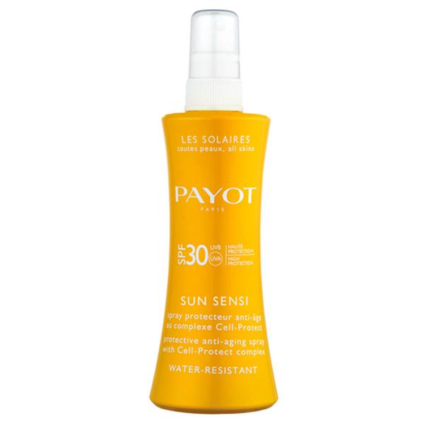 PAYOT Les Solaires Sun Sensi Spray Protecteur Anti-âge  SPF 30 (125ml)