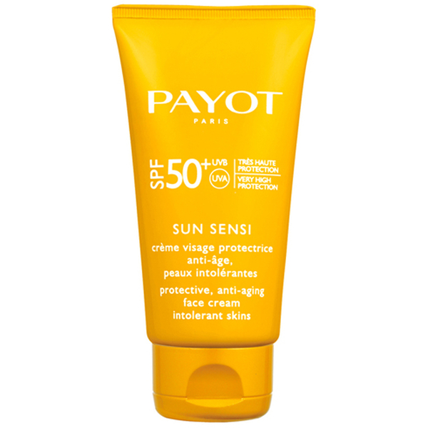 payot sun sensi cr me visage protective anti ageing face cream spf 50 50ml buy online at ry. Black Bedroom Furniture Sets. Home Design Ideas