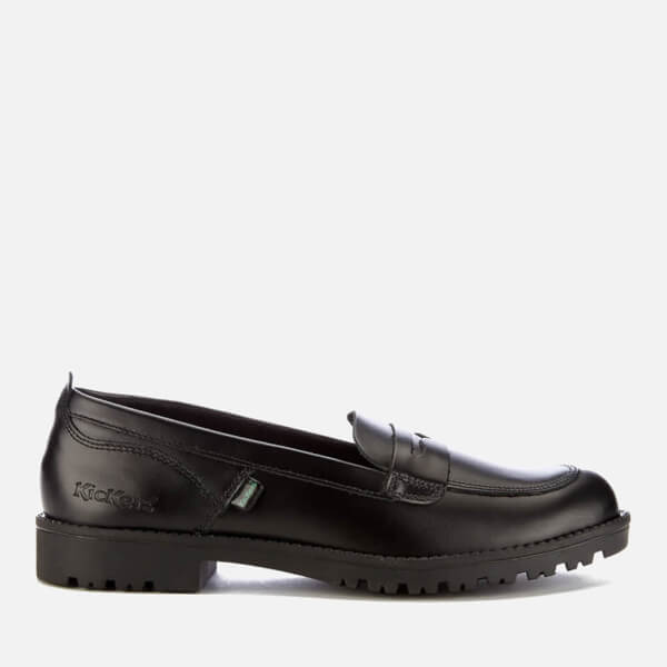 Kickers Women's Lachly Loafers - Black