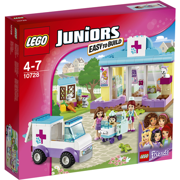LEGO Juniors: Mia's Vet Clinic (10728)