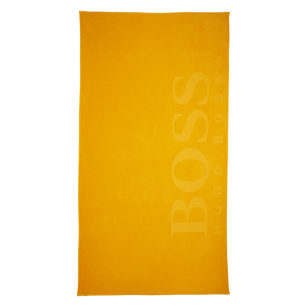 Hugo BOSS Beach Towel - Carved Sun