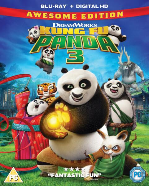 Kung Fu Panda 3 3D (+2D)