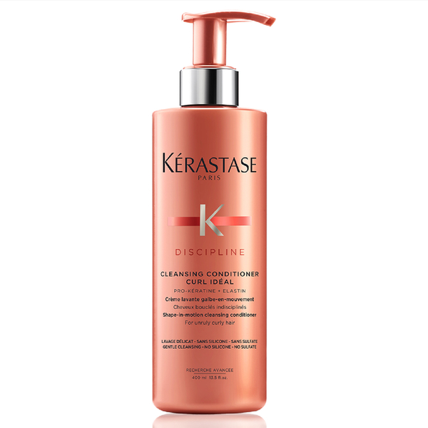 K rastase discipline curl ideal cleansing conditioner for Kerastase bain miroir conditioner