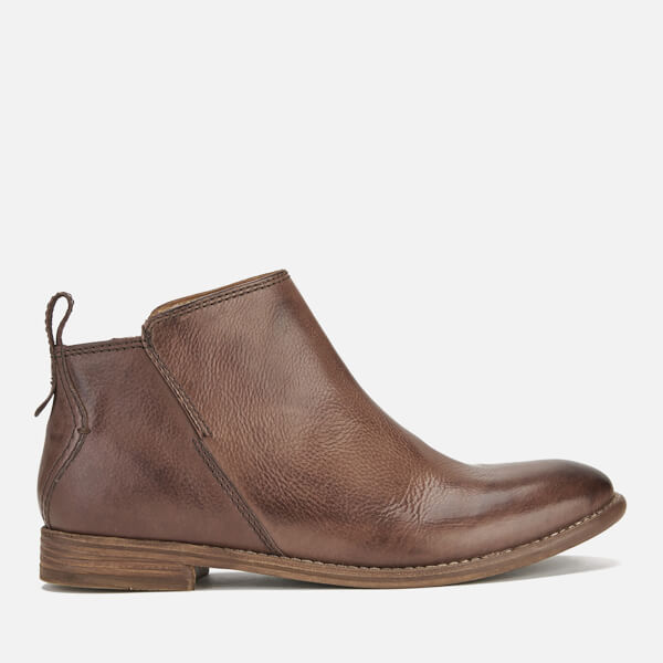 Hudson London Women s Revelin Leather Ankle Boots - Chocolate  439c3d956