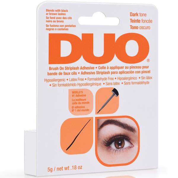Duo Brush on Striplash Adhesive Dark 5g