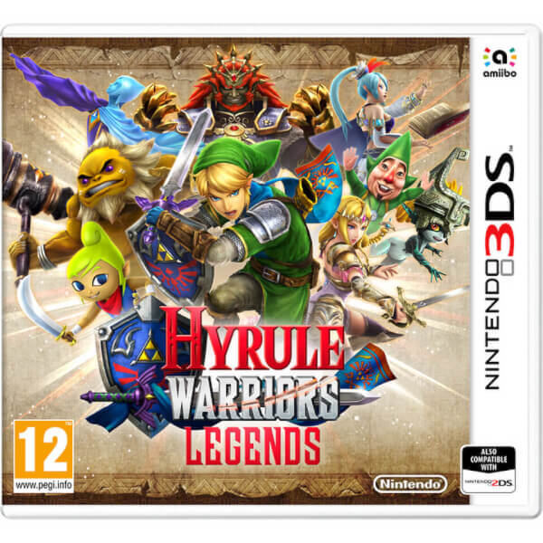 Hyrule Warriors: Legends - Digital Download