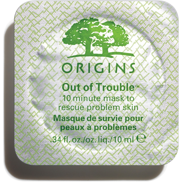 Masque dosette pour le visage 10 minutes Out of Trouble 10 ml