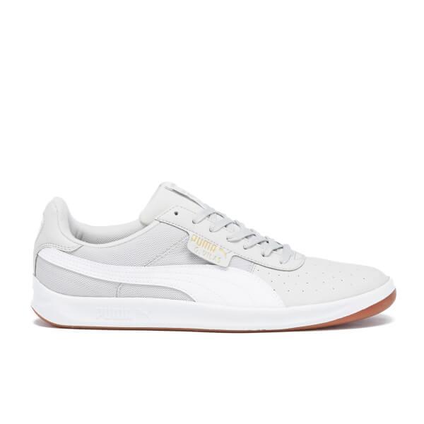 49ef74a4ef0 Puma Men s G. Vilas 2 Core Trainers - Glacier Grey Puma White  Image