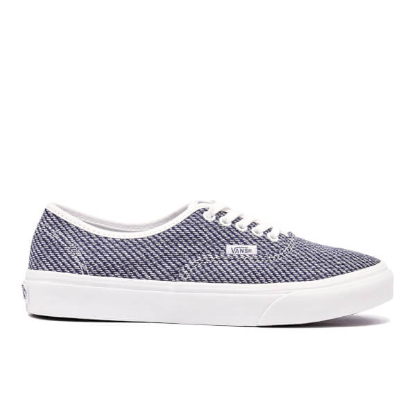 Vans Women's Authentic Slim Trainers - Navy/True White