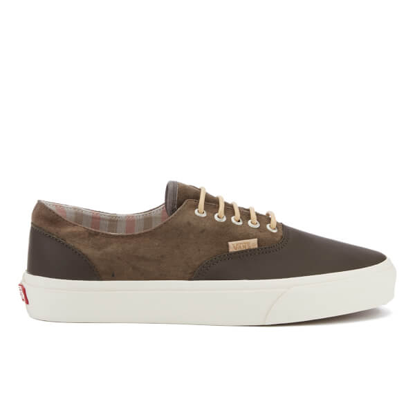 Vans Men's Era Decon Dx Leather/Nubuck Trainers - Wren/Marshmallow
