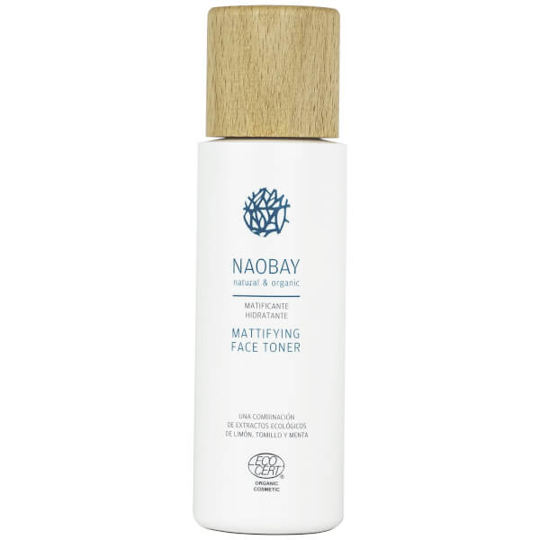 Tonique visage Matifiante NAOBAY 200 ml