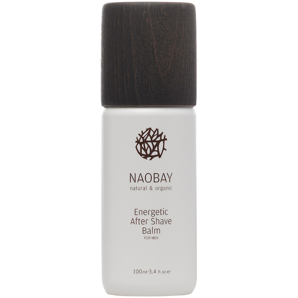 NAOBAY Energetic After Shave Balm for Men 100 ml