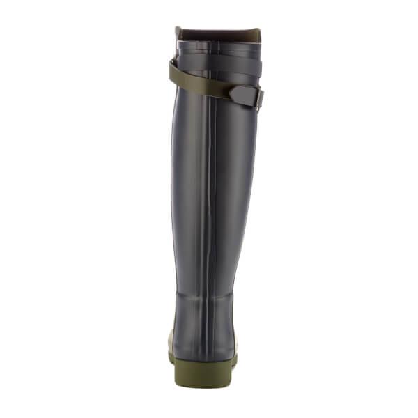 Hunter ORIGINAL TALL - Wellies - dark olive rFYOk