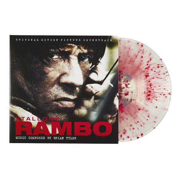 Rambo Limited Edition Vinyl OST (1LP)