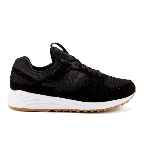 Saucony Men's Grid 8500 Trainers - Black