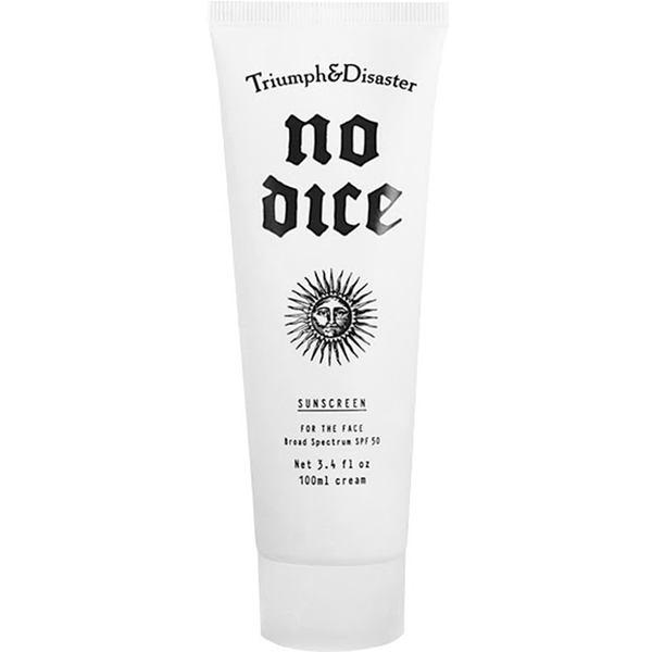 Triumph & Disaster No Dice 防晒霜 SPF 50 100ml