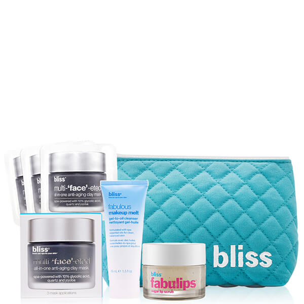Bliss Spring Complexion Re-Fresher Sett