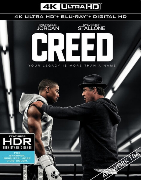 Creed: Rocky's Legacy - 4K Ultra HD