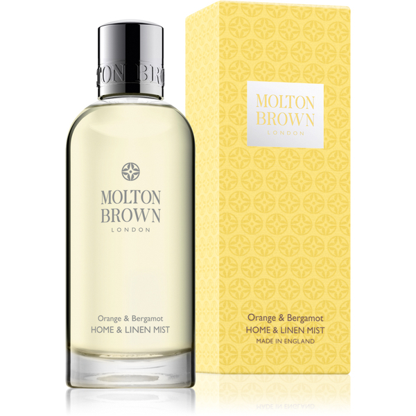 Home & Linen Mist - Orange & Bergamot de Molton Brown