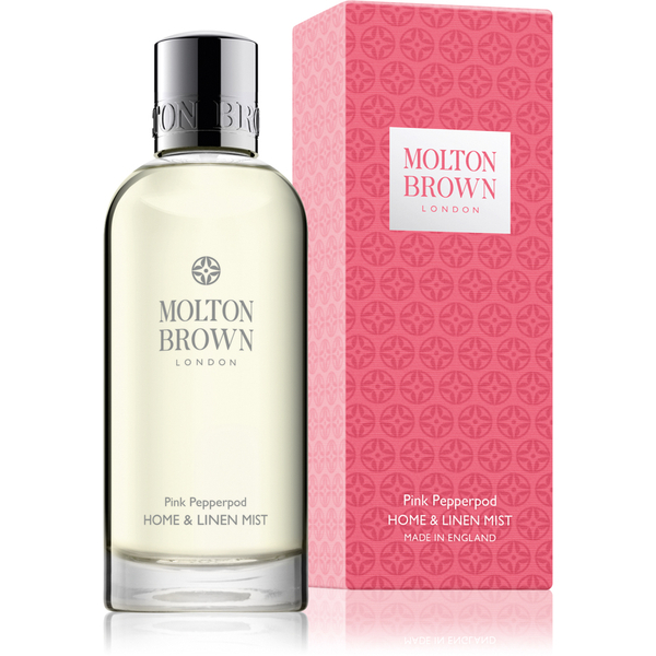Home & Linen Mist - Pink Pepperpod de Molton Brown