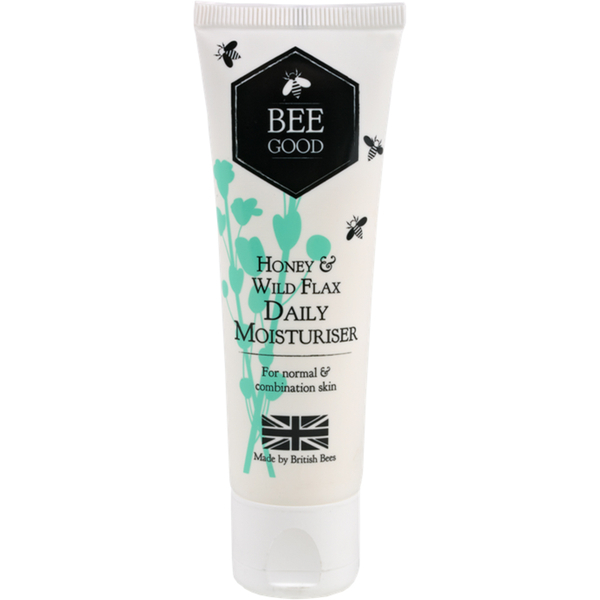 Honey and Wild Flax Daily Moisturiser de Bee Good (50ml)