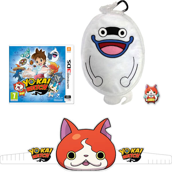 YO-KAI WATCH + Whisper Multi Case Pack