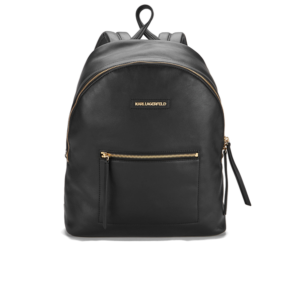 Karl Lagerfeld Women's Karl The Artist Backpack - Black