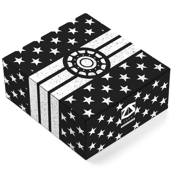 Box Mystère Iron Man - Limitée à 500 unités