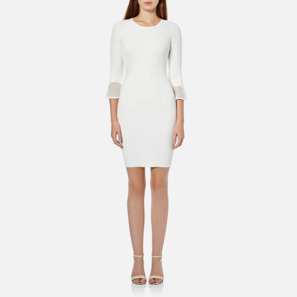 By Malene Birger Women's Nittao Dress - Soft White