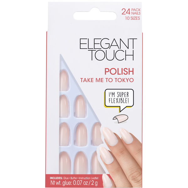 Elegant Touch Polished Nails - Take Me to Tokyo