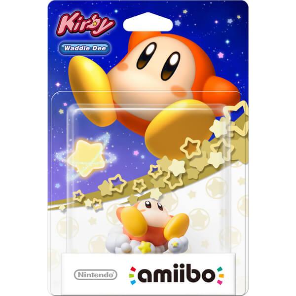Waddle Dee amiibo (Kirby Collection)