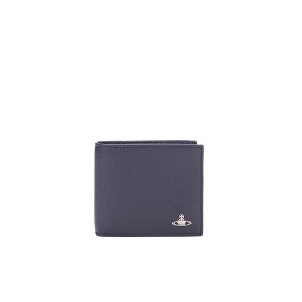 Vivienne Westwood Men's Milano Wallet - Blue