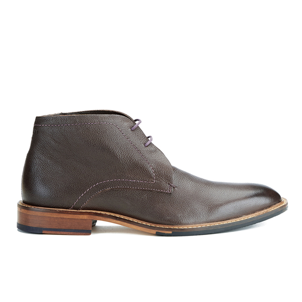 Ted Baker Men's Torsdi4 Leather Desert Boots - Brown