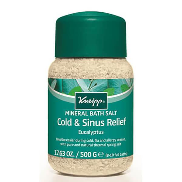 Kneipp Eucalyptus Bath Salts- 500g