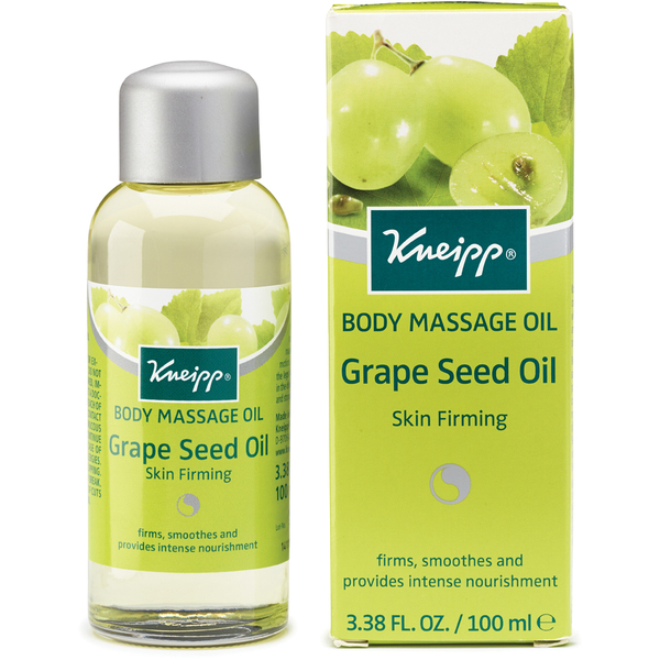 Kneipp Skin Firming Grape Seed Body Oil - 100 ml