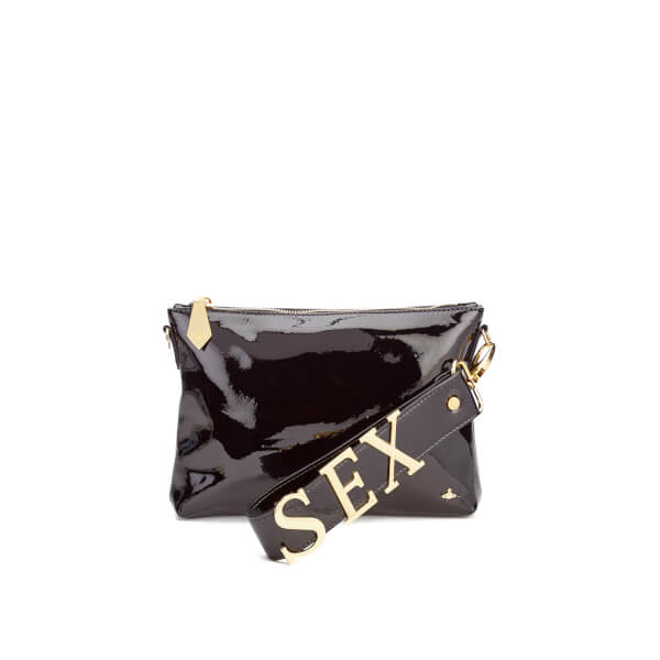 Vivienne Westwood Women's Nappa Bag - Black