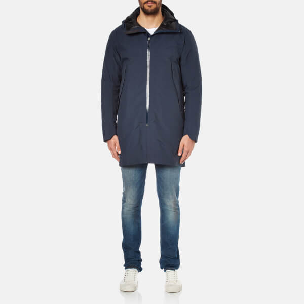 Arc'teryx Veilance Men's Monitor Down Jacket - Dark Navy