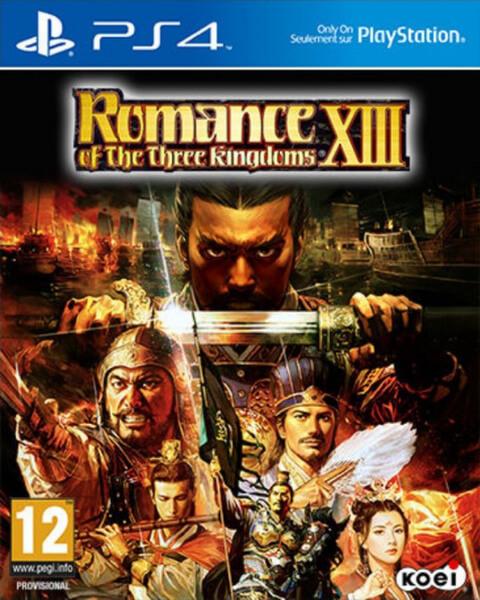 Romance of the Three Kingdoms XIII