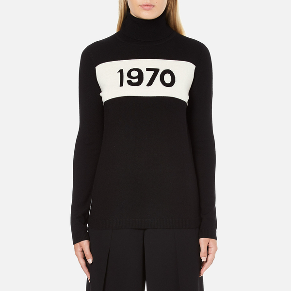 Bella Freud 1970 turtle neck jumper Limited Edition Cheap Online Eastbay For Sale Free Shipping Genuine New Style hW72MP9