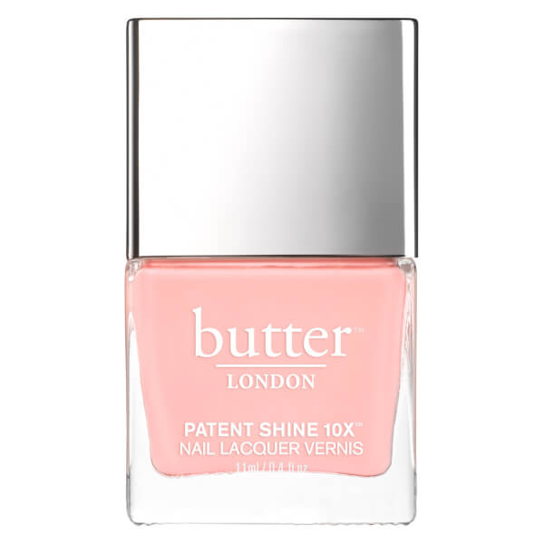 butter LONDON Patent Shine 10X Nail Lacquer 11 ml - Brill
