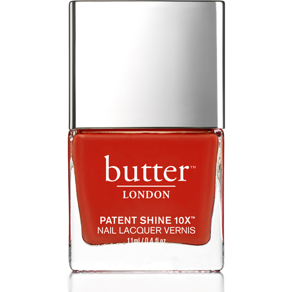 butter LONDON Patent Shine 10X Nagellack 11ml - Smashing!