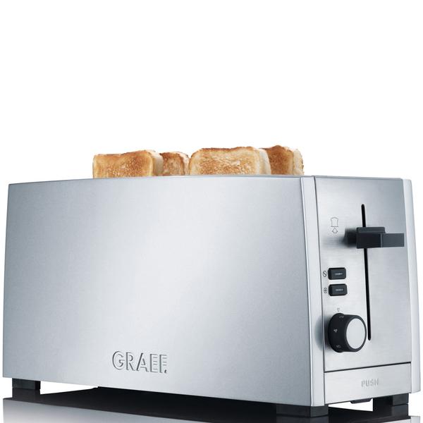 Graef 4-slice long slot toaster video gambling in chicago