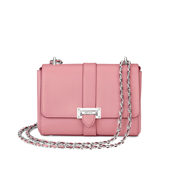 8f716049d8 Aspinal of London Women's Lottie Bag - Dusky Pink: Image 1